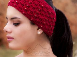 Alpaca Sally Headband