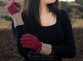 Fancy Alpaca Gloves
