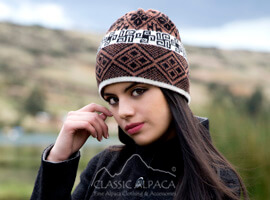 Reversible Nazca Knit Hat
