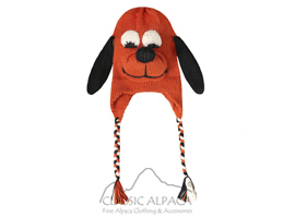 Alpaca Kids - Dog Hat with Ear Flaps