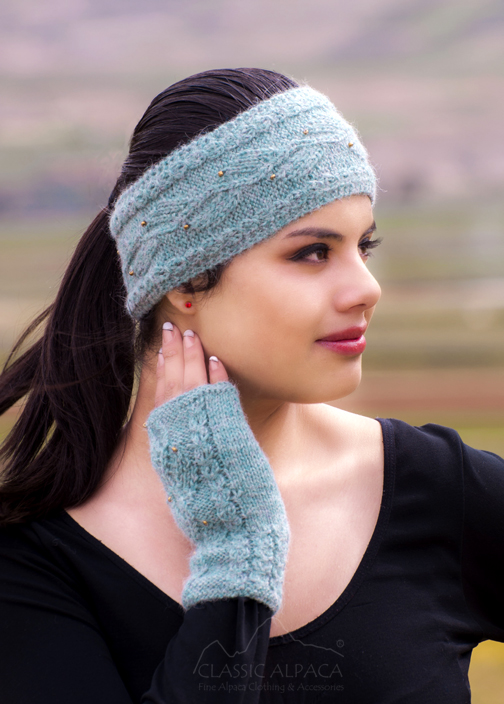 Doris Alpaca Headband