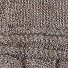 Ginevra Royal Alpaca Hat in Mixt. Camel-Natural-Grey