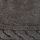 Ginevra Royal Alpaca Hat in Mixt. Grey-Charcoal-Black